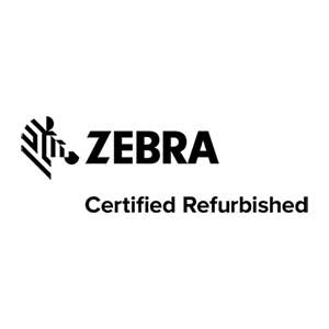 Zebra Certified Refurbished logo