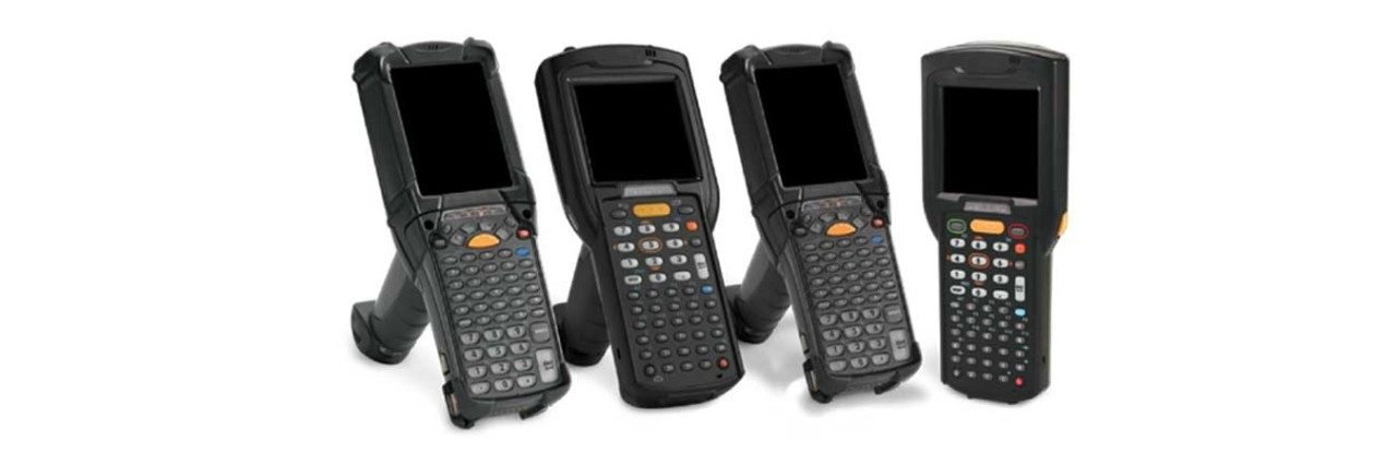Handheld mobile computers
