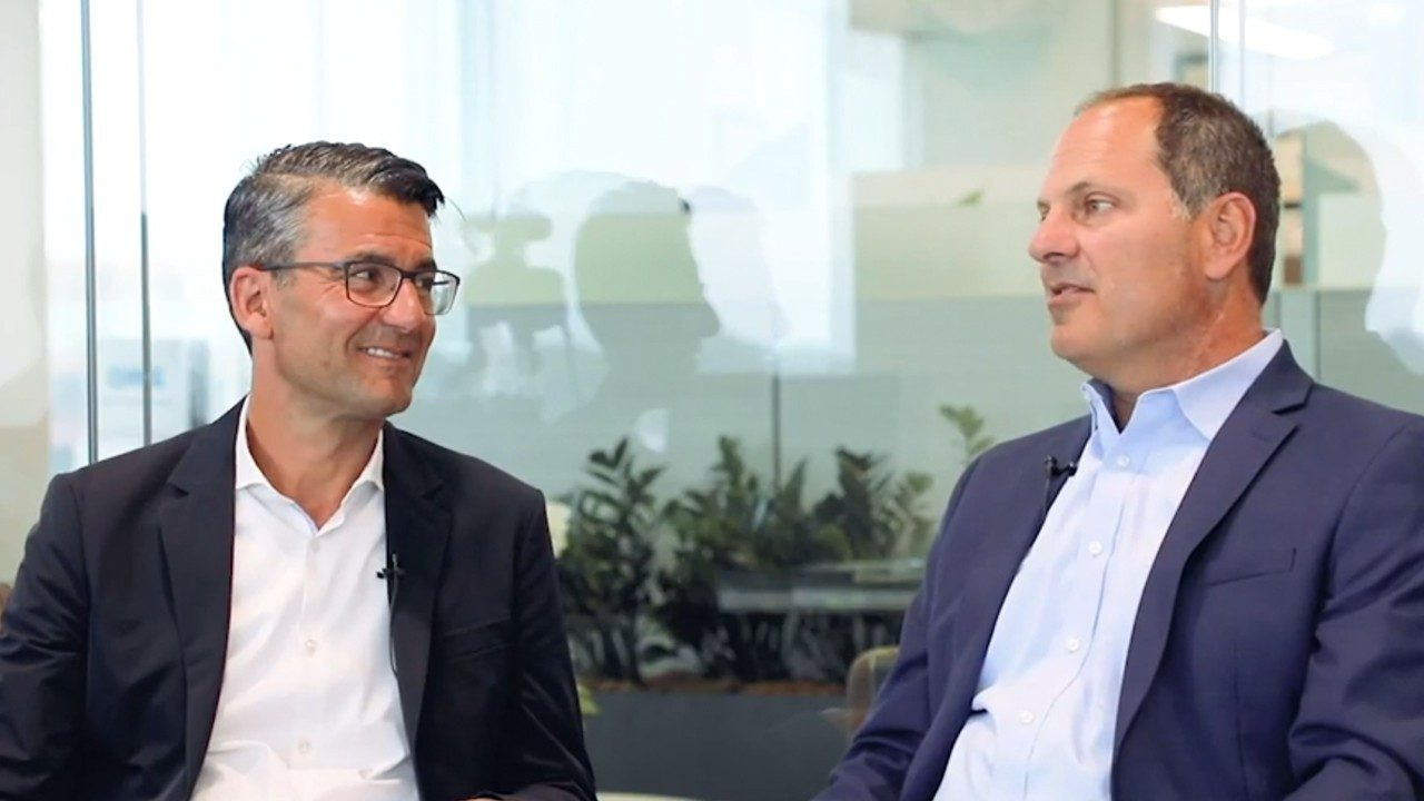 Zebra CFO Olivier Leonetti and CMO Jeff Schmitz sit down for a podcast discussion about what\x26#39;s driving the company\x26#39;s growth.
