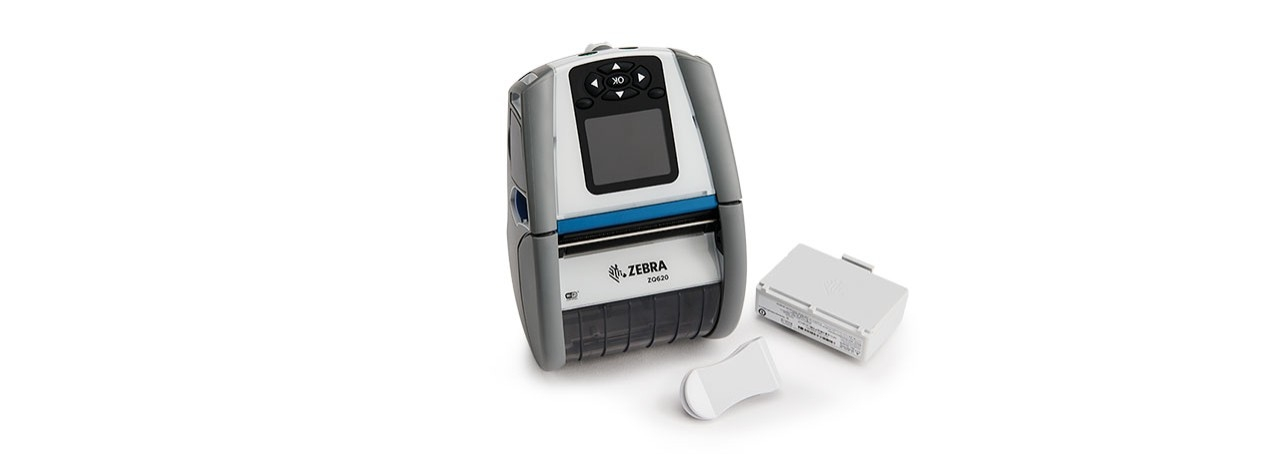 ZQ620\u002DHC Mobile Printer Right Box