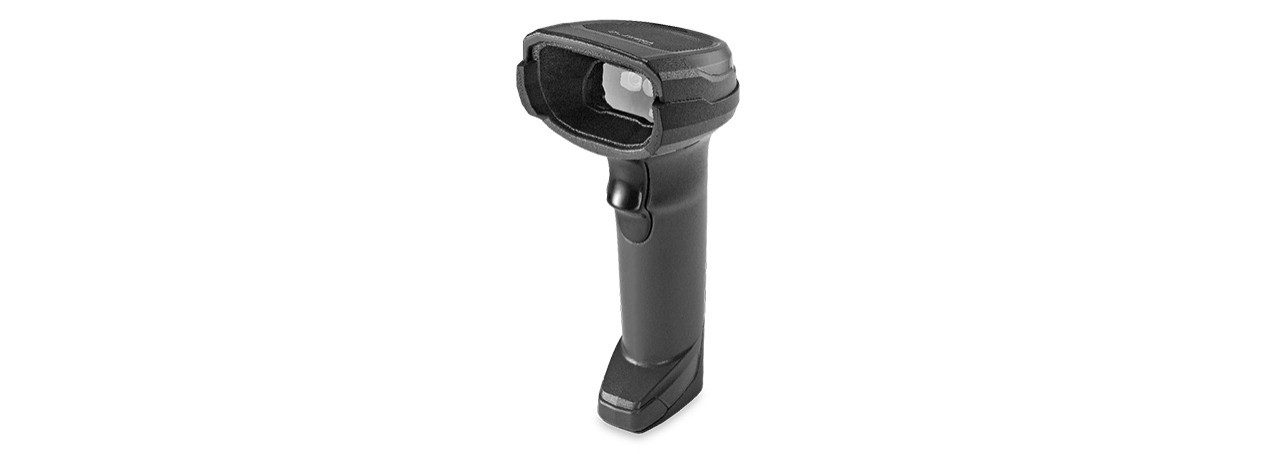 Zebra DS8100 Series Handheld Imager, Left View