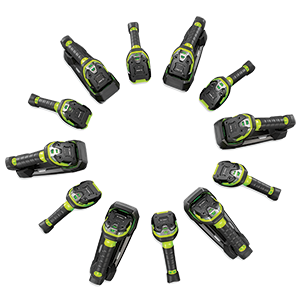 Circle of Zebra Ultra\u002DRugged Scanners