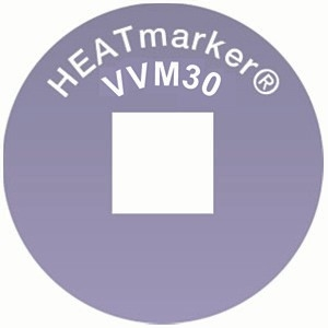Visual Image of the heatmarker VVM30 poster