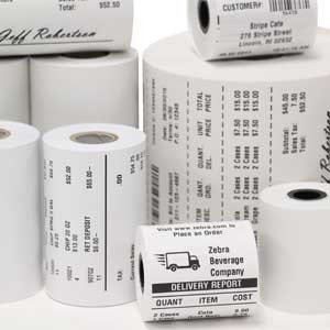 Document and Receipt Paper