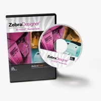 ZebraDesigner Pro Barcode Label Software