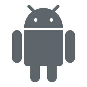 ícone do android