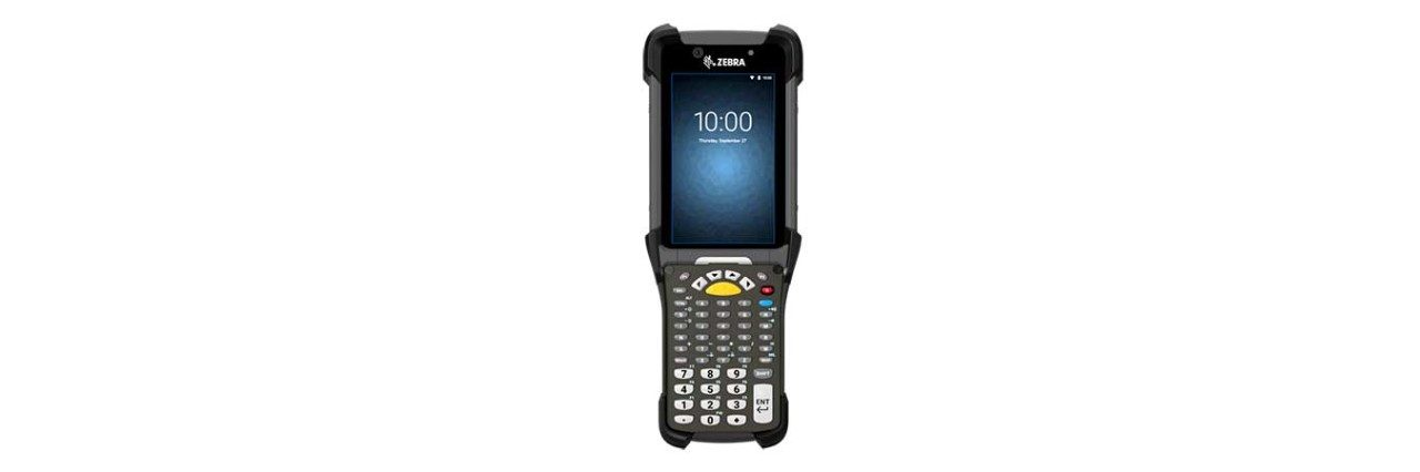 MC9300 vista frontal