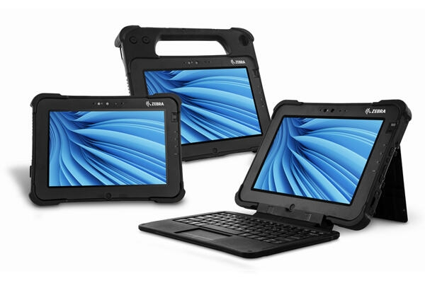 Tablets resistentes com Windows L10