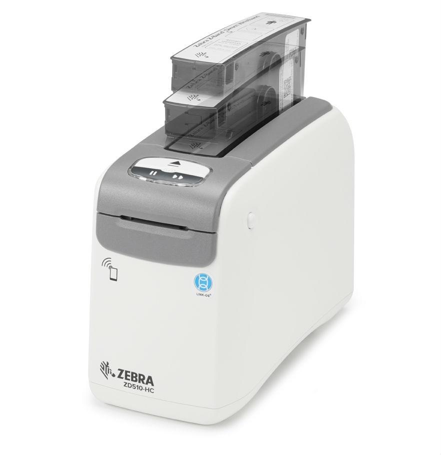 Pulseira printable zebra LaserBand