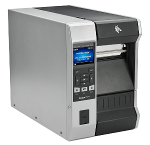 Impressora industrial da zebra ZT610