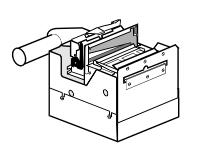 Impressora do quiosque de TTP 5250