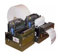 Impressora do quiosque de TTP 7020