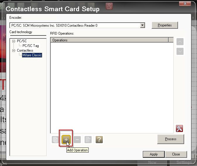How to Encode Mifare 4k Cards from CardStudio