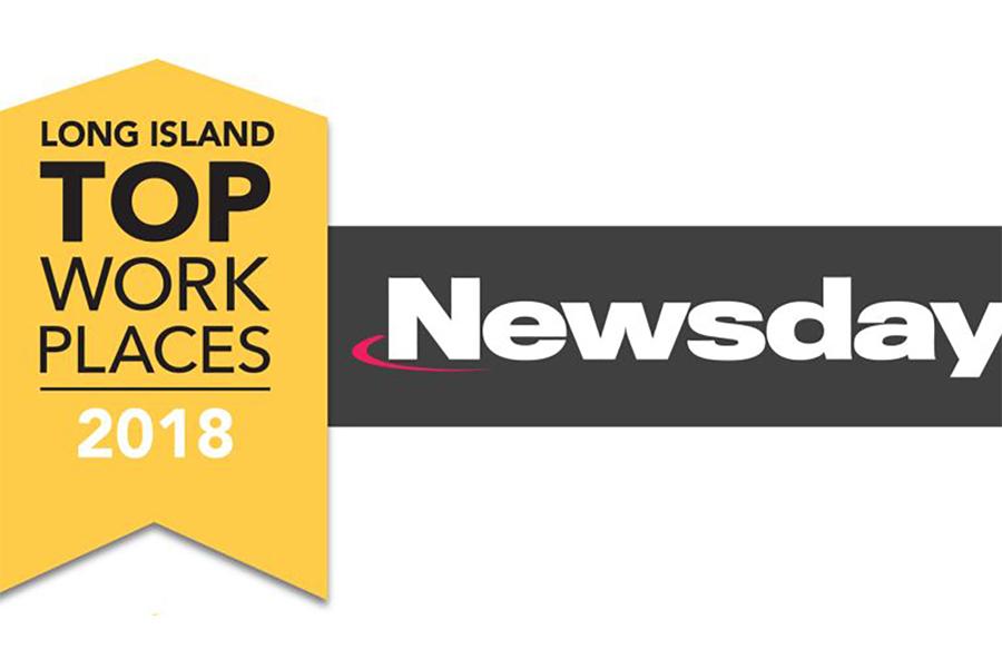 Newsday Names Zebra Technologies a Winner of the Long Island