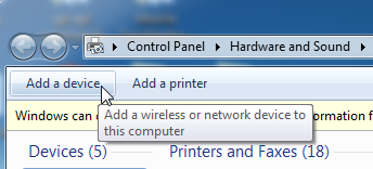 Windows 7 Bluetooth Setup for Zebra Printers | Zebra