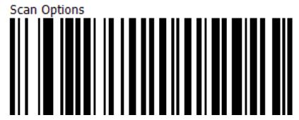 Add A Tab Key After Scanning A Bar Code