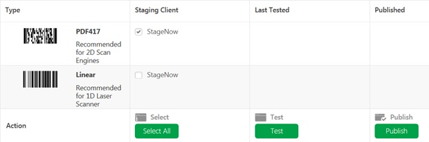 CONFIGURING STAGENOW TO LAUNCH VELOCITY