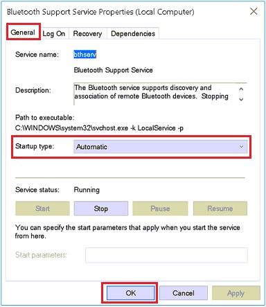 ET50 ET55 Windows - Disable Bluetooth Power Management | Zebra