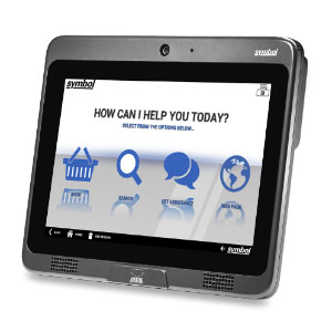 CC5000-10 Customer Concierge | Tablet-Style Kiosk | Zebra