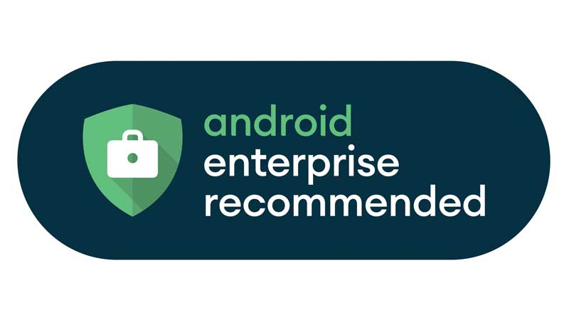 Android ER Badge