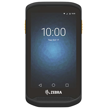 TC25 Rugged Smartphone Front View