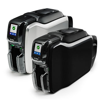 Zebra ZC300 and ZC350 Card Printers