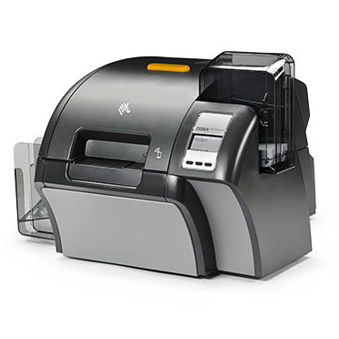 Id card printers zebra reliable performance and outstanding print quality print more cards faster with reheart Image collections