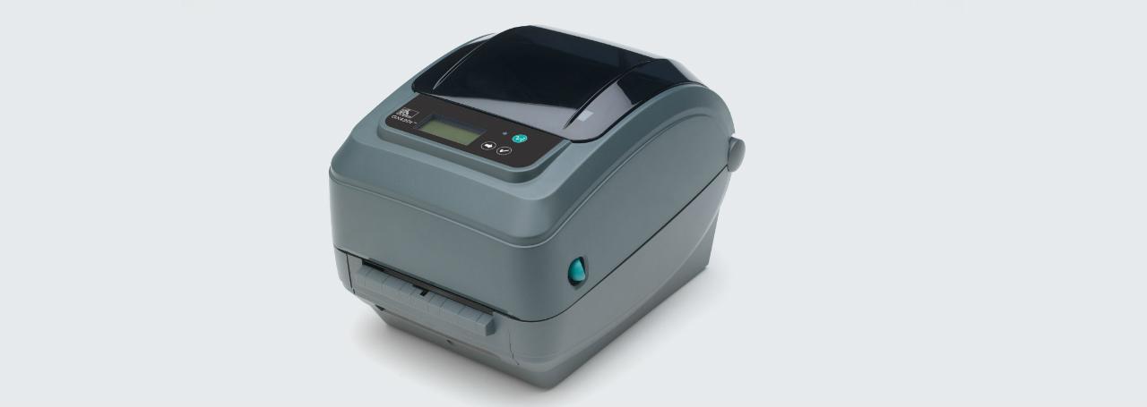 GX420t Desktop Printer Support & Downloads | Zebra