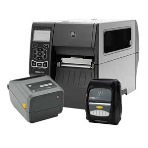 Zebra Printers | Desktop, Mobile, Industrial and more