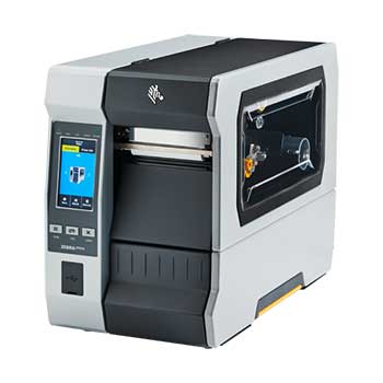 Zebra ZT610 Industrial Printer with Touch Screen