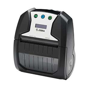 zebra zq120 mobile printer