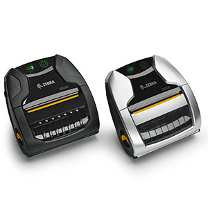 ZQ320 Series mobile printers, indoor and outdoor models