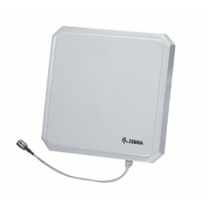 Vista frontale dell'antenna RFID AN480