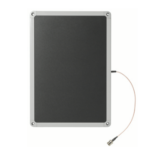 Vista frontale dell'antenna RFID AN620