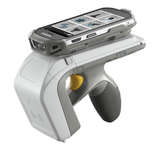 RFD8500 Handheld RFID/1D/2D Sled | Zebra
