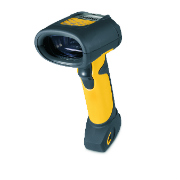 Zebra LS3408-ER Rugged Barcode Scanner