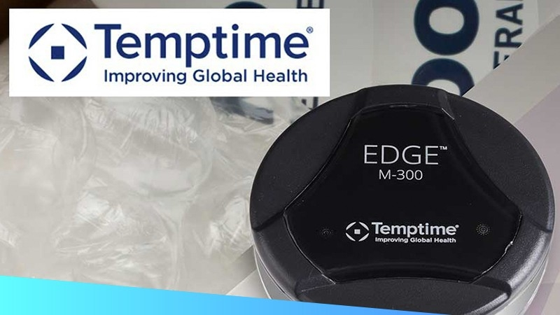 Temptime temperature\u002Dsensing technology