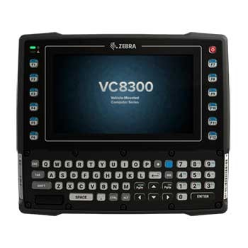 VC80 Vehicle Mount Mobile Computer