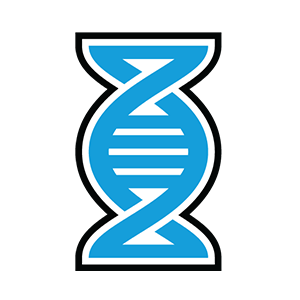 Zebra DNA icon