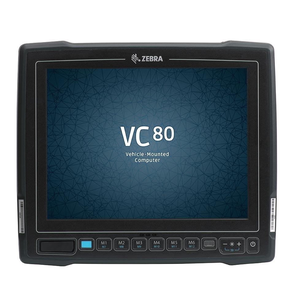 VC80 Vehicle Mounted Computer