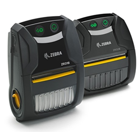 ZQ328 Mobile Label and Receipt Printer