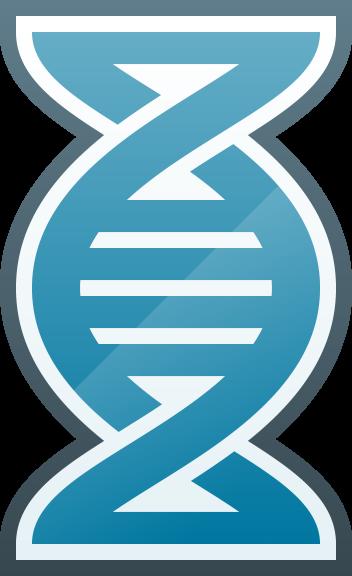 Print DNA 徽标