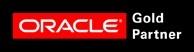 Oracle 金牌合作伙伴徽标