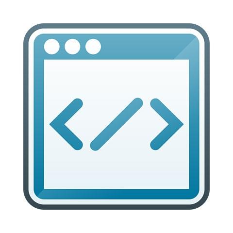企业浏览器徽标