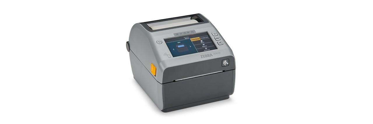 Impresoras de sobremesa ZD620D\/T de Zebra