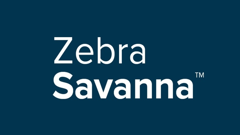 Logotipo de Zebra Savanna