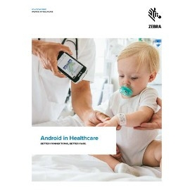 Android in Healthcare PDF image