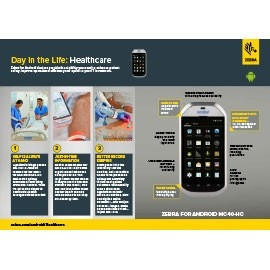 A Day in Healthcare PDF image