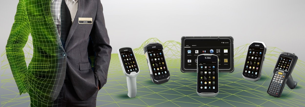 Zebra Android Retail products