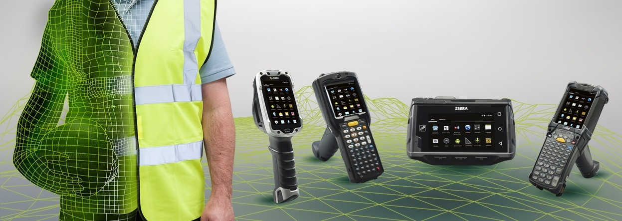 Zebra Android Warehouse products